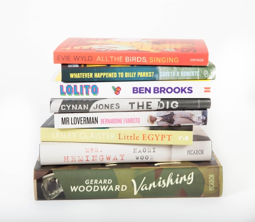Jerwood Fiction Uncovered winners 2014